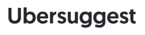 Ubersuggest Logo SEO-Tool