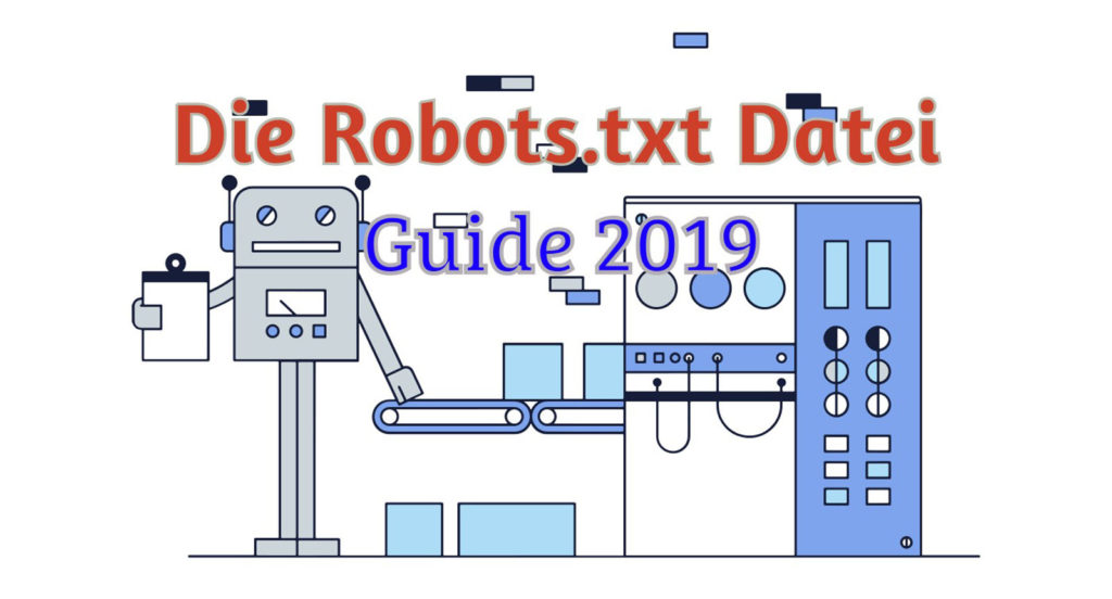 robots txt guide 2019