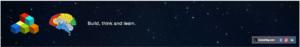 Schwarzes YouTube Banner